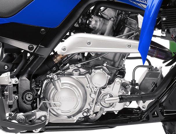 Yamaha YFM700R engine