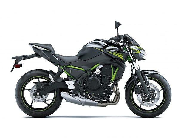 Kawasaki Z650L engine