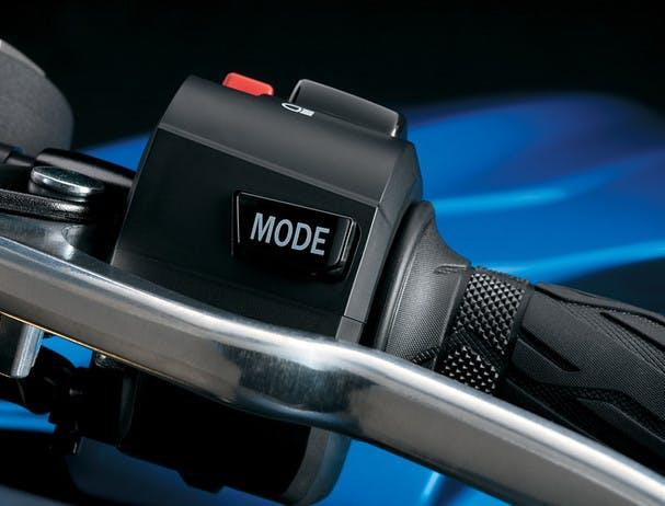 SUZUKI GSX-R600 mode switch