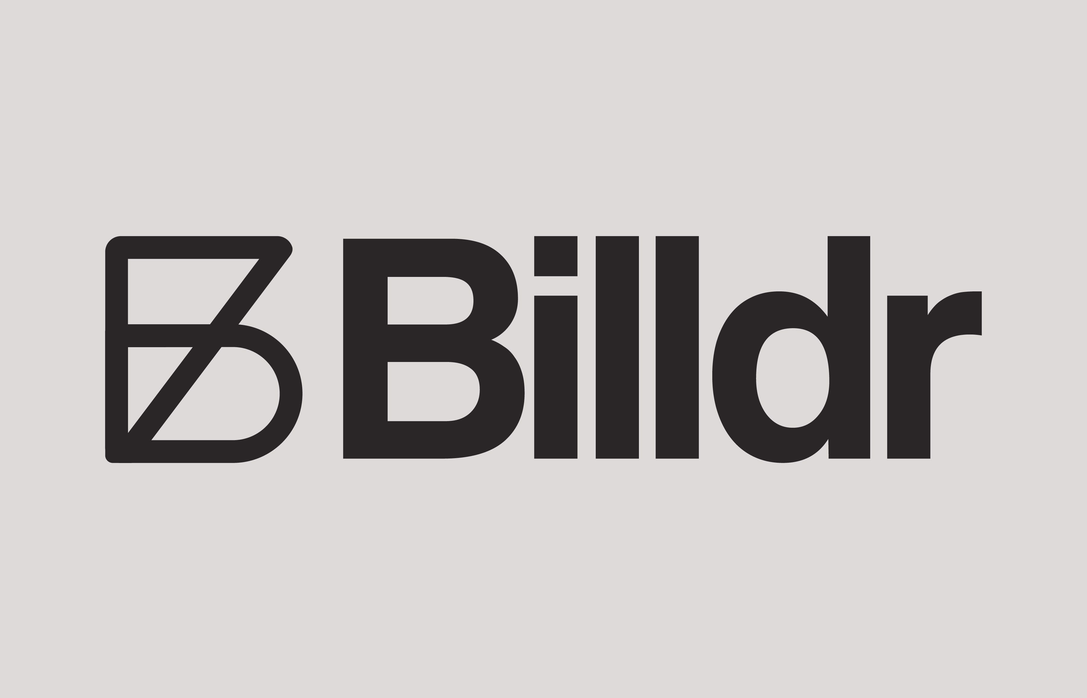 The Billdr logo