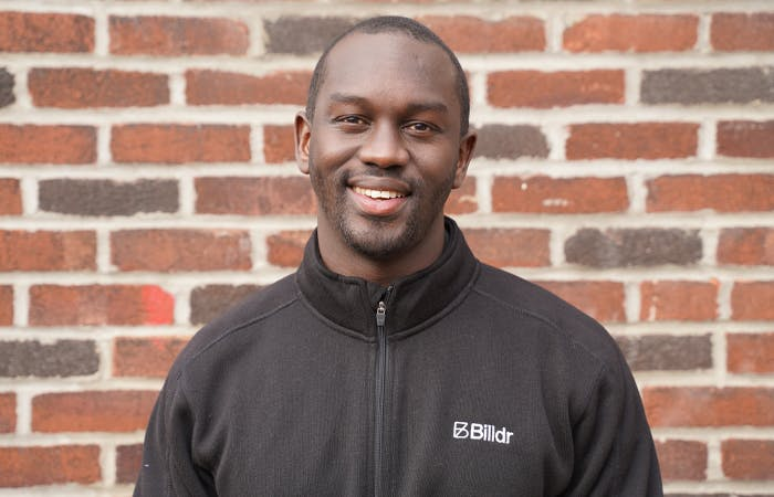 Yahya Diallo, COO & Co-founder of Billdr