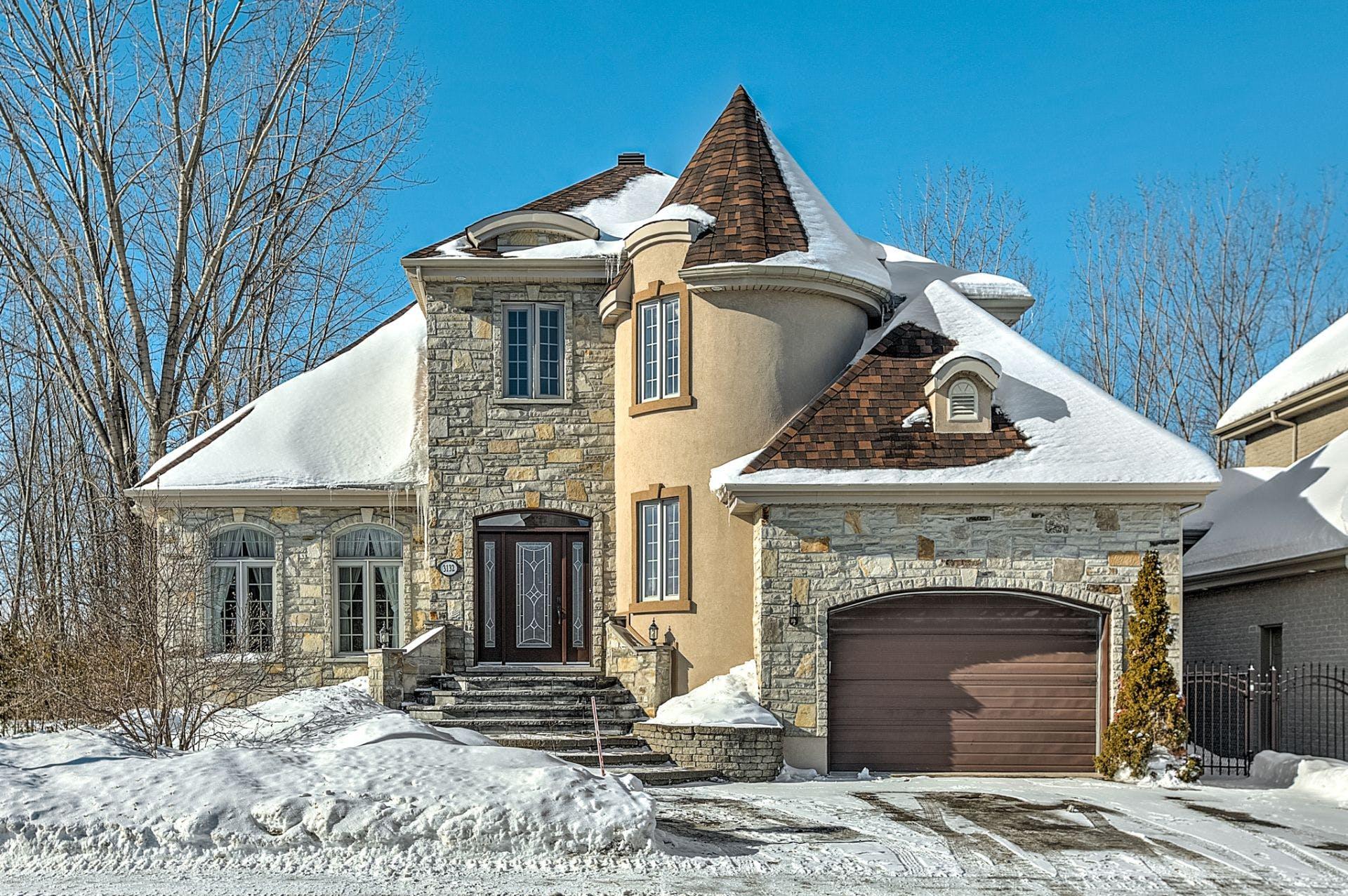 Une maison à Laval