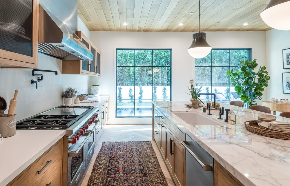 Renovated open concept home