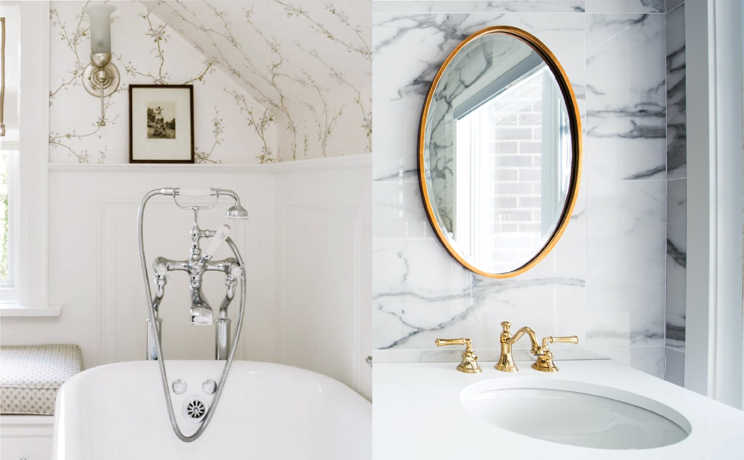 Luxury antique faucet and simple under-mount sink