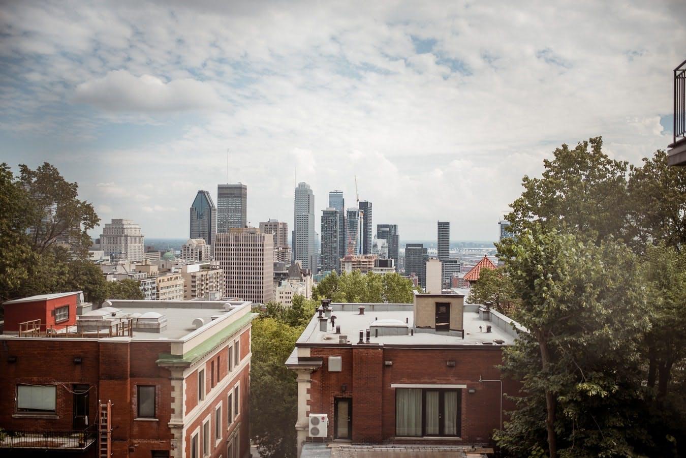 La ville de Montréal