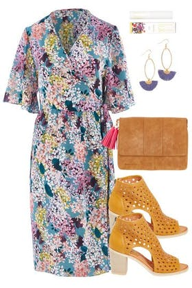 The Belle Bouquet Outfit