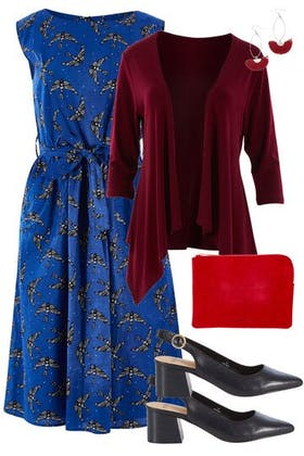 The Vintage Elegance Outfit