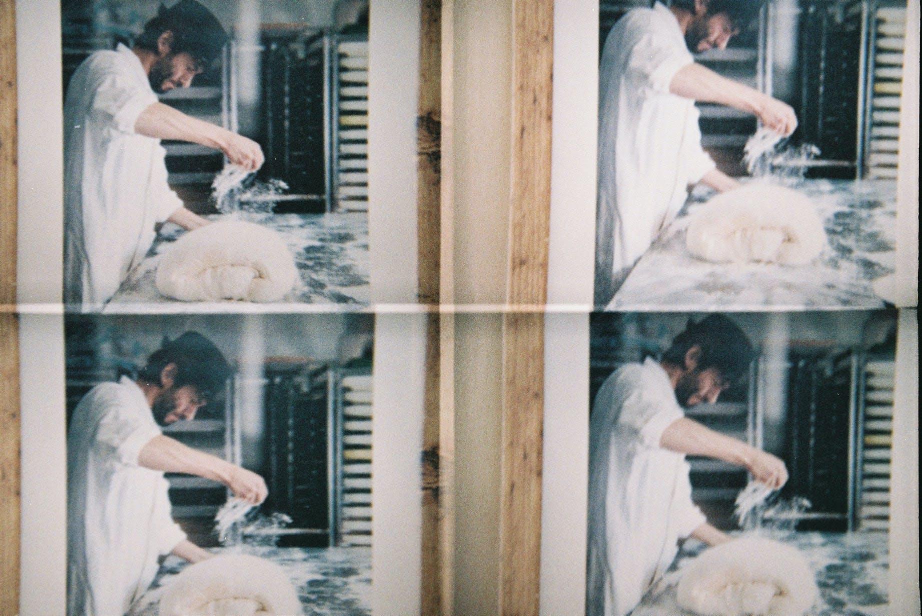 Matthew Jones, Founder at Bread Ahead, Baking