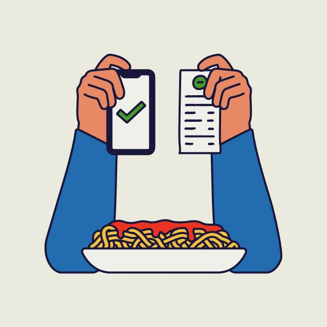 It's about more than just contactless ordering