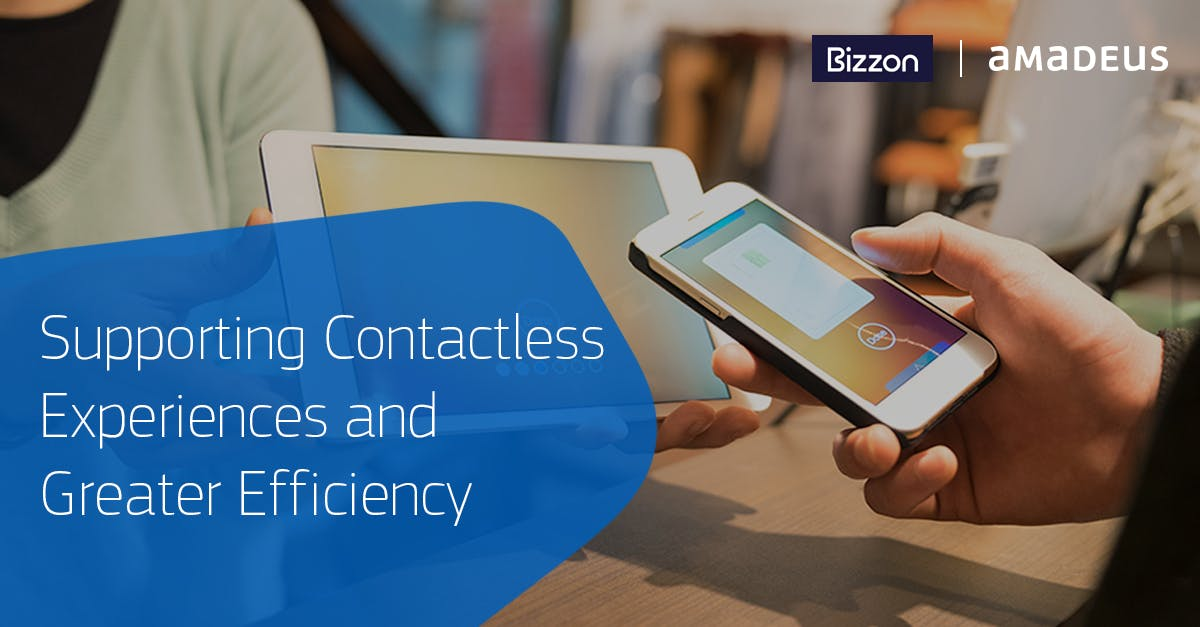 Amadeus and Bizzon partnership set to exceed guest expectations and operational goals