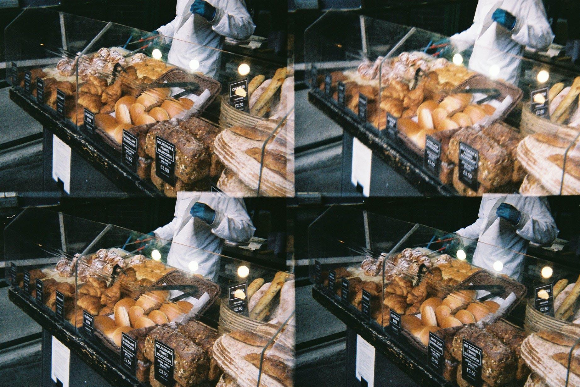 Bread Ahead Baked Goods