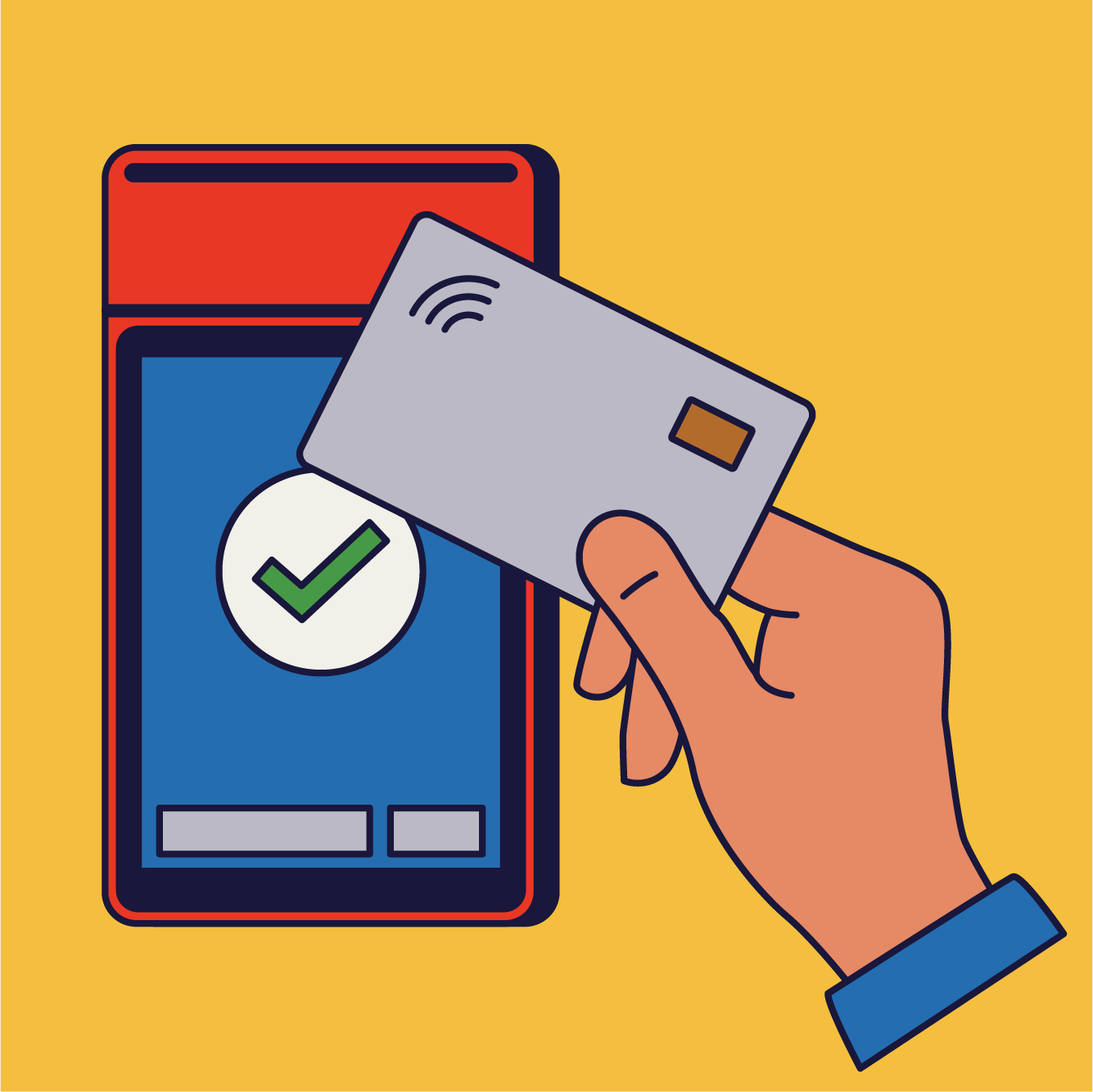 mPos: Everything you need - in the palm of your hand