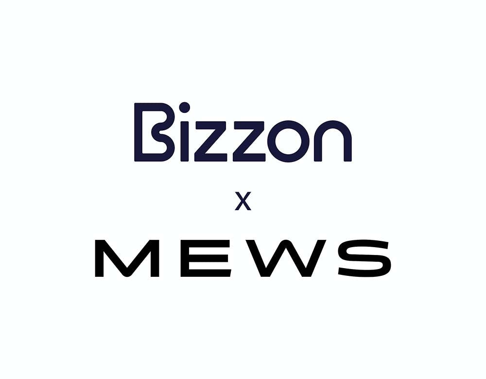 Bizzon announces Marketplace Integration with Mews Property Management System
