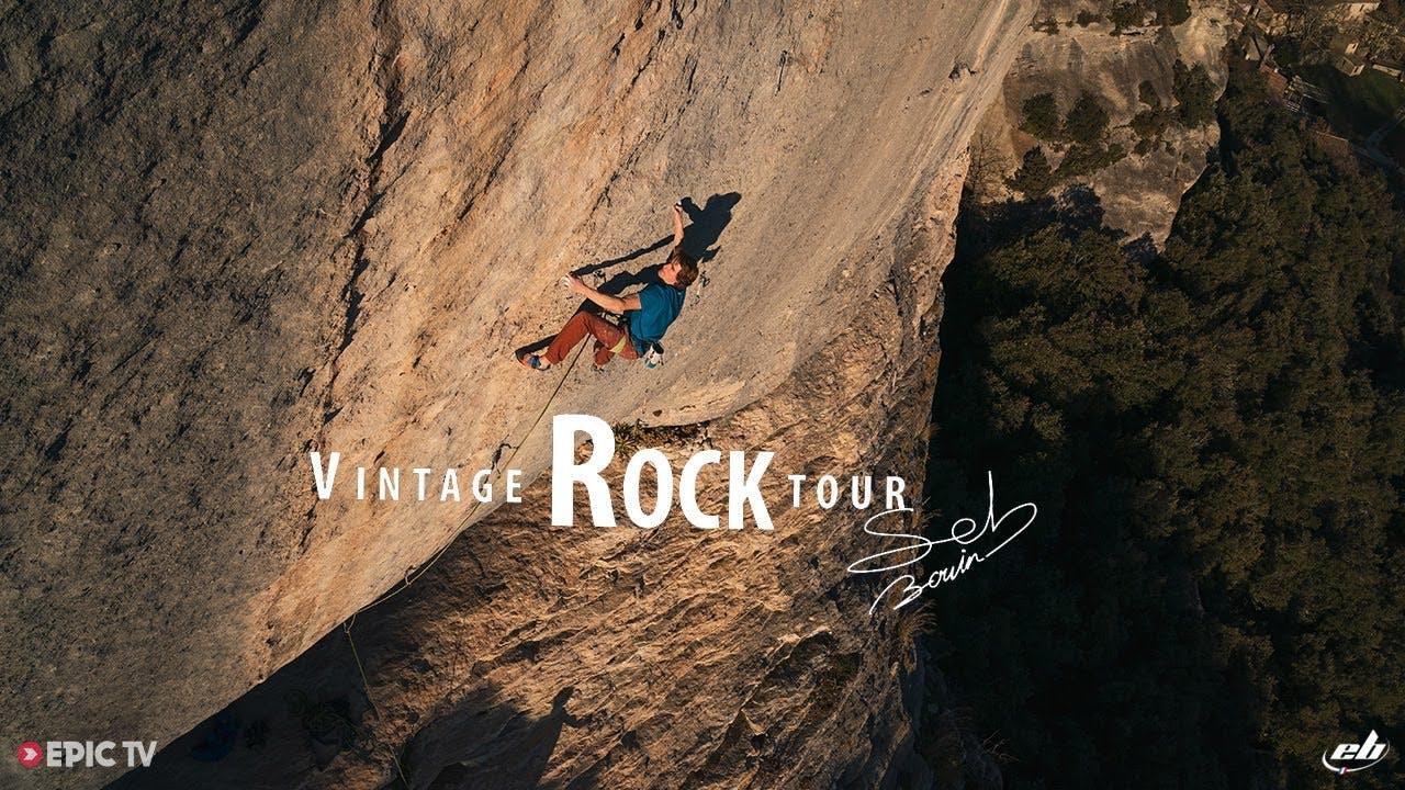 Vintage Rock Tour Buoux