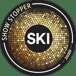 ski magazine showstopper logo