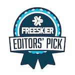 2021 Freeskier Editors' Pick
