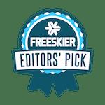 Freeskier award logo