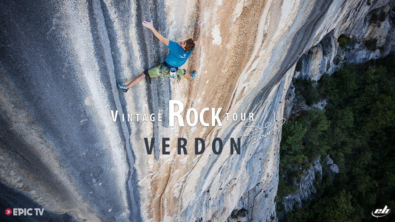 Vintage Rock Tour Verdon Gorges
