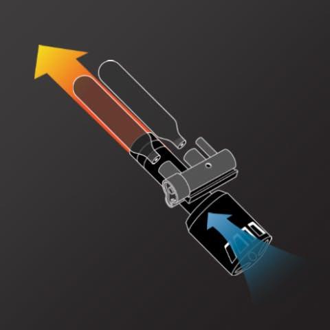 jetforce canister system