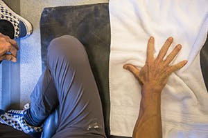 Towel Hands