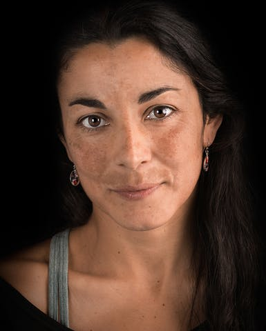 Portrait of Daila Ojeda