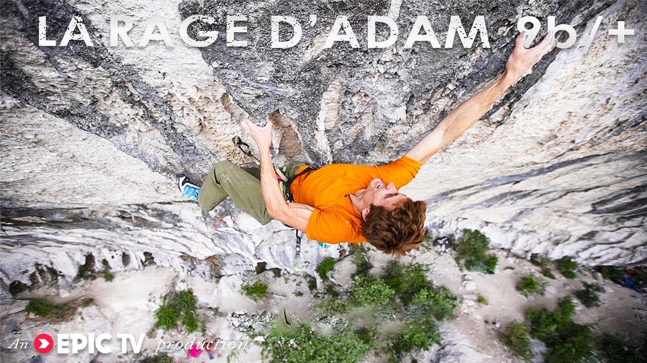 La Rage d'Adam 9b/+