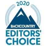 Award - Backcountry Magazine Editor's Choice 2020
