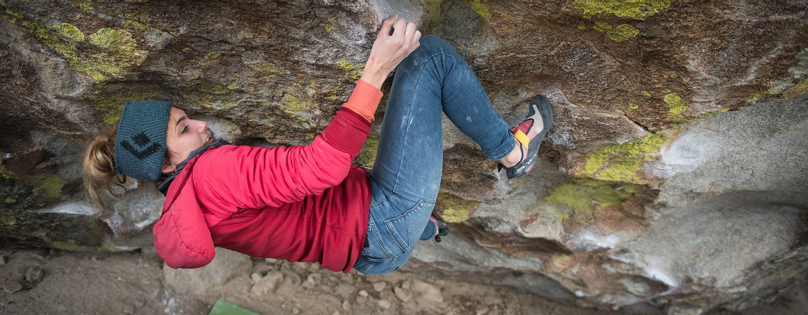 Colette Climbs
