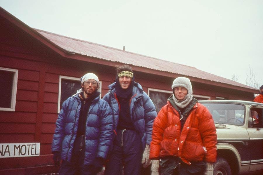 Peter Metcalf, Glenn Randall, Pete Athans