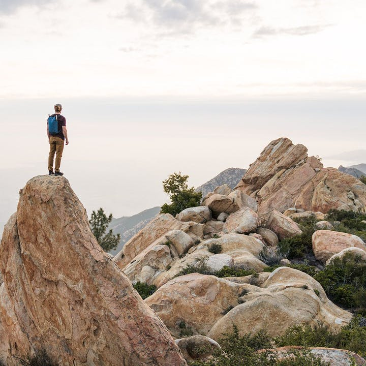 santa barbara hiker