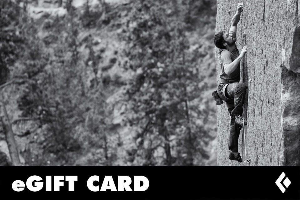 Rock Climb Them Gift Card