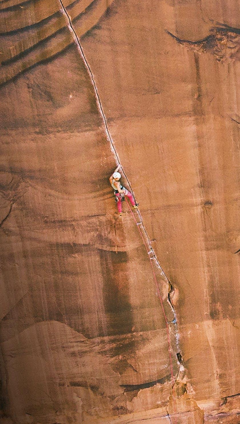 hazel climbs spitter