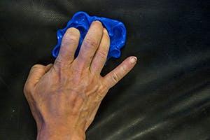Putty hands