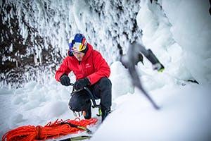 Ice Climbing Prep