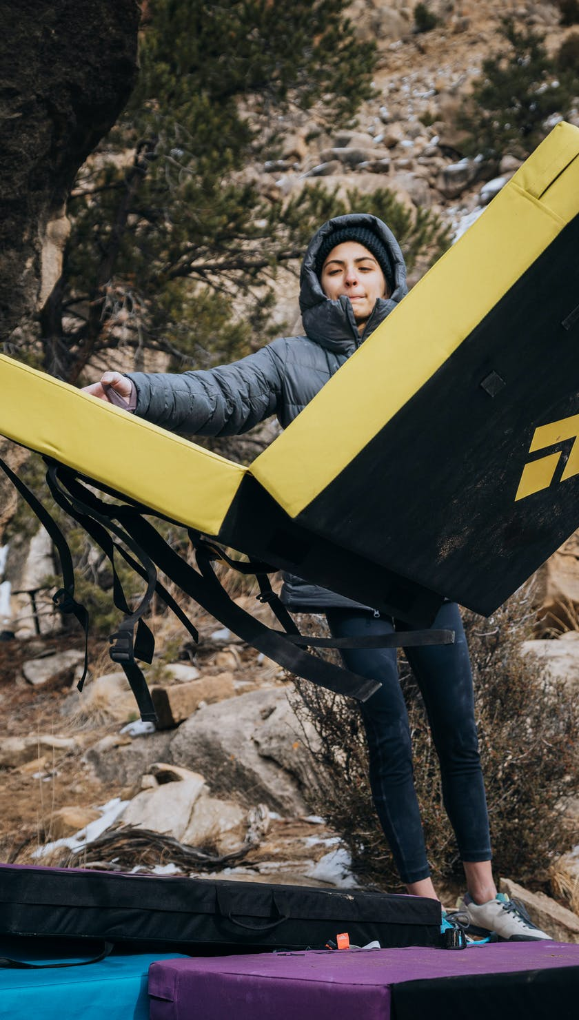 The New Circuit Bouldering Pad