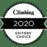Climbing award logo