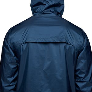back air vent on jacket