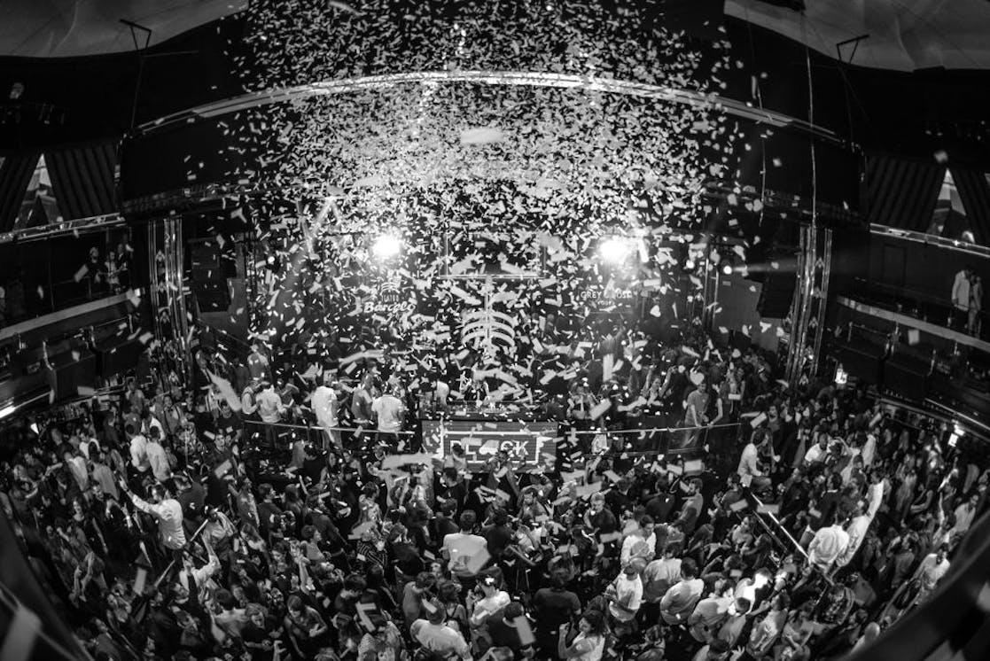 Las mejores fiestas techno en Madrid en noviembre 2019