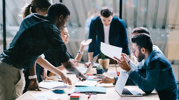 Reducing Risk, Increasing Retention & Recruiting Top Talent Image | BlackLine Magazine