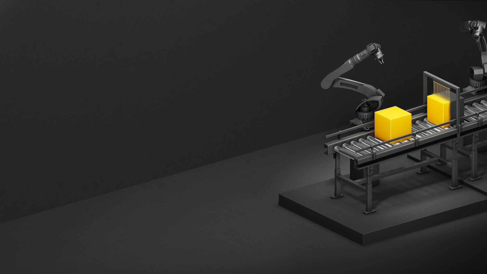 BlackLine für die Fertigungsindustrie