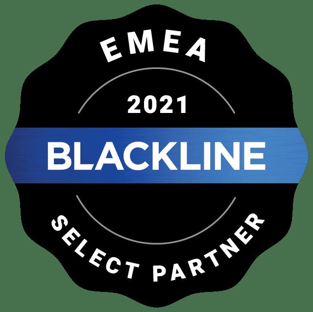 EMEA 2021 Select Partner Image | BlackLine