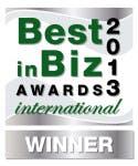 BlackLine Winner 'Fastest-Growing  International Company of the Year' Image