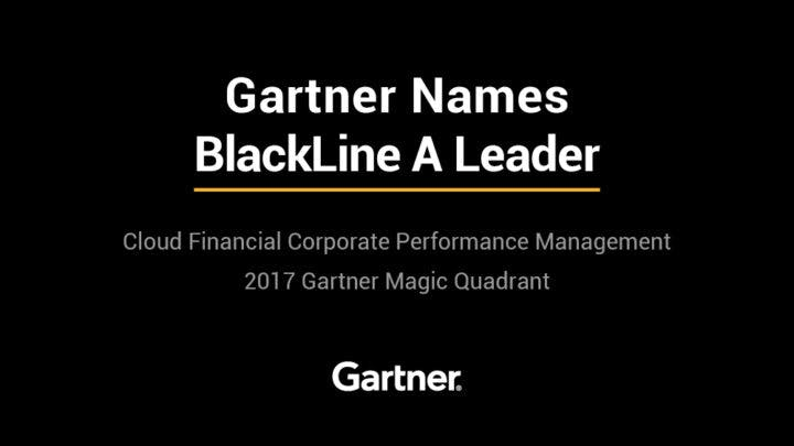 The 2017 Gartner Report on Financial Close Solutions Has Arrived