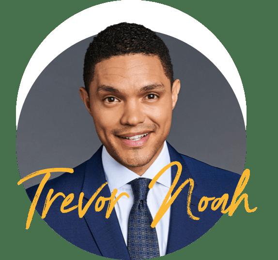 "Trevor Noah Comedian and Host of ""The Daily Show"" Image | BlackLine Speaker"