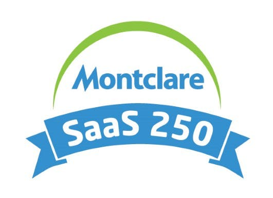 BlackLine recognized at Montclare Saas Top 250 Award Image