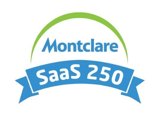 BlackLine recognized at Montclare Saas Top 250 Award Image