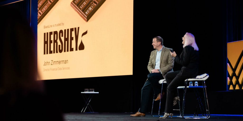 Why Hershey Believes Nothing is Off-Limits With BlackLine