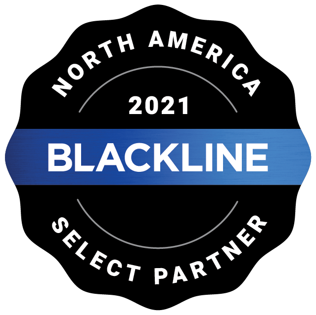 North America 2021 Select Partner Image | BlackLine