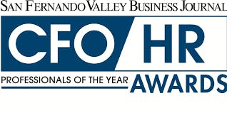 Chief Financial Officer Mark Partin was named 'CFO of the Year' Image