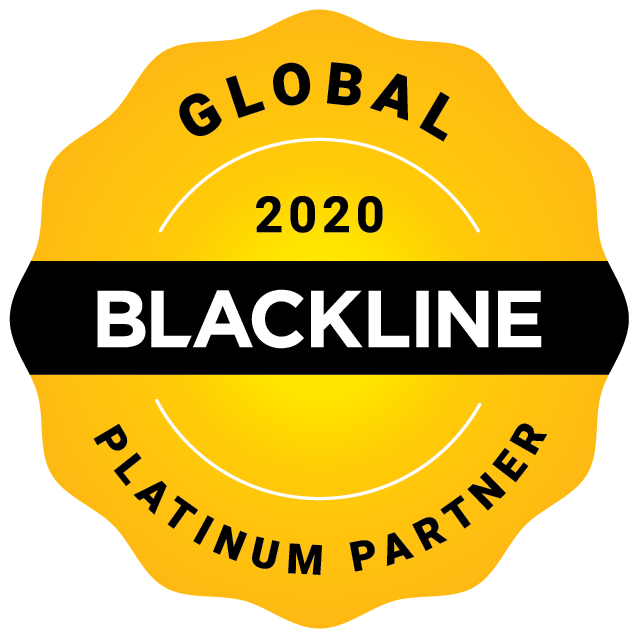 Global 2020 BlackLine Platinum Partner